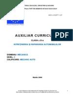 Intretinerea Si Repararea Automobilului (1)