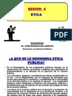 Sesion 4 y 5.- Etica y La Funcion Pub.[1]