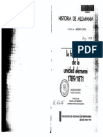 Droz, J. - Historia de Alemania I. La Formación de La Unidad Alemana (1789-1871) [HIST]