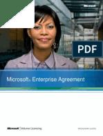 Microsoft Enterprise Agreement Program Guide