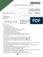 Fcc 2014 Trt 16 Regiao Ma Analista Judiciario Area Administrativa Prova Email