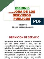 Sesion 6.- Mejora de Los Servicios Publicos[1]