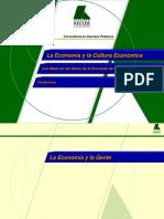 KELLER La Economía y La Cultura Económica 0915