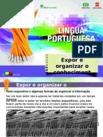 Expor e Organizar o Conhecimento