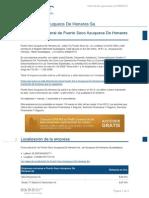 Puerto Seco Azuqueca de Henares Sa