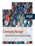Community Manager Modulo 2