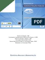 Livro Pnap Estatistica Aplicada Administracao Completo