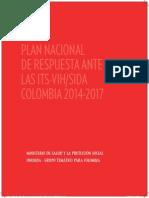 1. Plan Nacional de Respuesta Ante Las Its-Vihsida Final Junio 2014