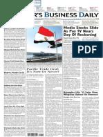 IBD Newspaper