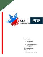 2° informe Maciba
