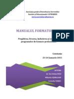 Curs Formator Ianuarie 2015 Extras(1)