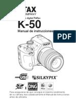 Manual Pentx k50 Opm Col Es