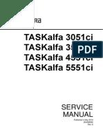 Kyocera TA-3051ci 3551ci 4551ci 5551ci Service Manual Rev.6