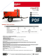 HYW 20 T6 [Movil B10(Alta Velocidad)] ES
