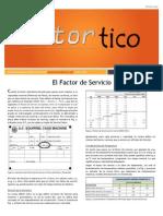 2015 ENE - Factor de Servicio en Motores Electricos