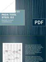 Diagram Ttt Pada Tool Steel d2