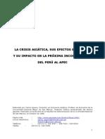 Crisis Asiat Efec Peru
