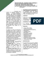 Pic16f877 Automatizacion de Laseres Para Cortes y Soldaduras de Precision Industrial