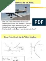 Funcionamiento de Un Avión