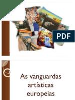 As Vanguardas Artisticas