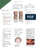 Folleto de Hipotiroidismo