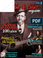 Revista Con Alma de Blues (Especial Robert Johnson 100 Años)