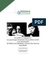 Estudios Sobre Maria Luisa Bombal 8