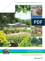 GreenHouses All Requierements