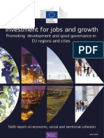 Invetment in Jobs and Growth