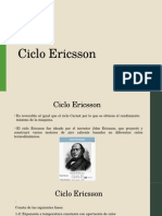 Ciclo Termodinámico Ericsson