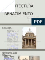 Arquitectura Del Renacimiento Peru