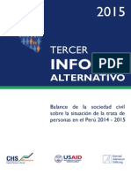 Tercer Informe Alternativo Final Chs Ladepe 2015