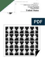 Censo 1990 EEUU