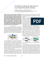 Reliability-Oriented Broadcast Electrode-Addressing for Pin-Constrained Digital Microfluidic Biochips