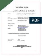 Modulo Didáctica de La e. Artistica