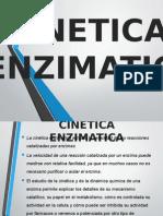 Presentación de cinética enzimática