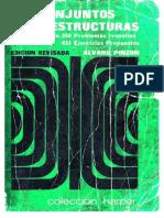 Conjuntos y estructuras. Alvaro Pinzon Escamilla