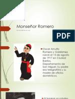 Monseñor Romero Para Niños