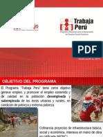 Trabaja Peru Presentacion 2015