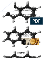 Determinacion de Hidrocarburos Aromáticos Policiclicos en Productos Cárnicos