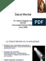 Clase de Salud Mental