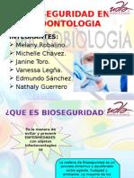 Bioseguridad en Odontologia Expo