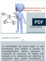 Metodologia Del Marco Logico