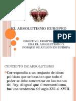 absolutismoeuropeo-111228155853-phpapp01