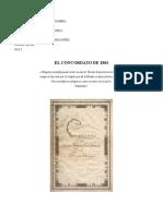 El Concordato de 1801 (2)
