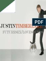 Digital Booklet - FutureSex_LoveSound
