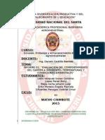 Informe 01 - Evaluacion Del Comportamiento Del Carton a Diferentes Temperaturas y Condiciones Ambientales