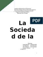 La Globalización y La Sociedad de La Información