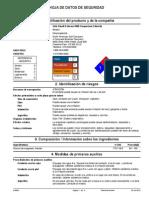 Safe Step Extreme 8300 Magnesium Chloride Spanish Msds Aug10