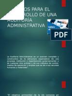 1 Mètodos Para El Desarrollo de Una Auditorìa Administrativa e8